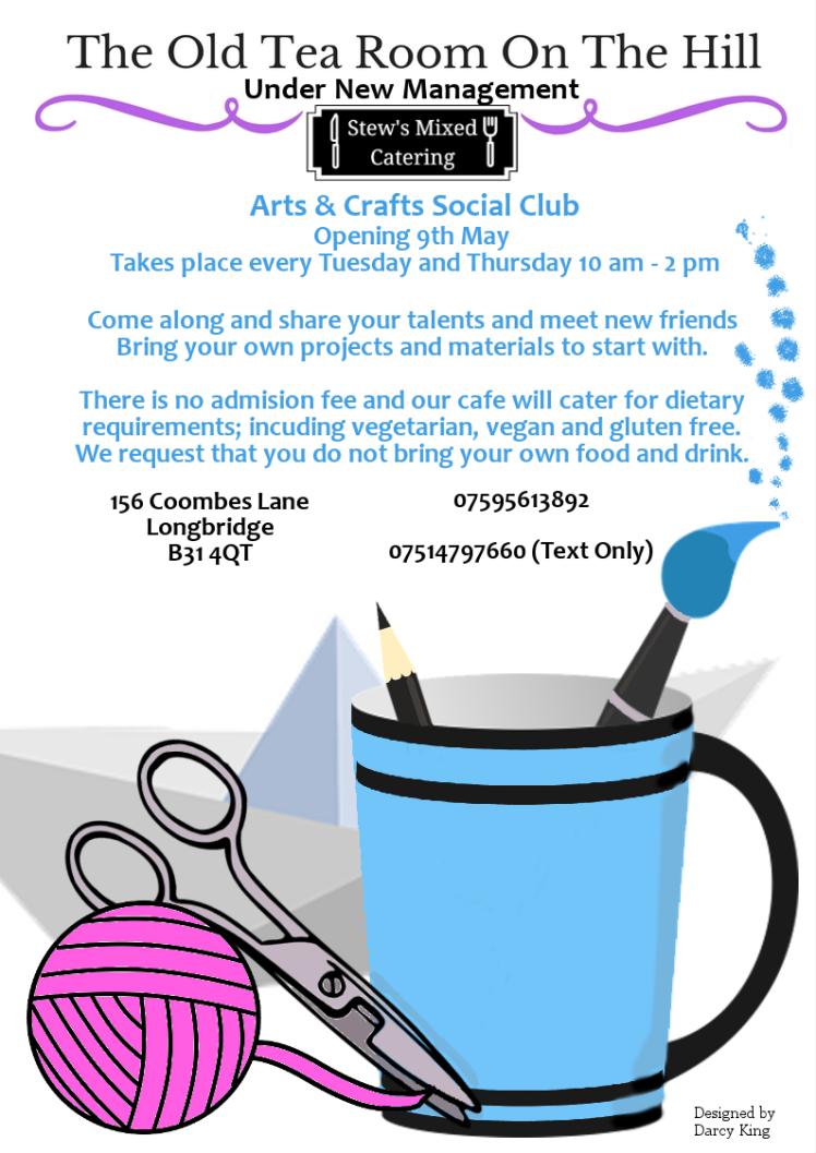 crafts poster draft 2